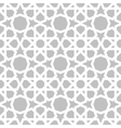 Moroccan pattern Eastern traditional style vector image