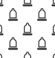 condom seamless pattern vector image