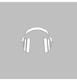 Earphones Icon vector image