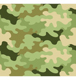 Camouflage seamless pattern background vector image vector image