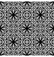 Flower Pattern Intricate Luxury Damask vector image