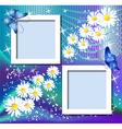 design photo frames vector image