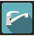 Tap water icon flat style vector image