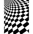 Opt-art vector image