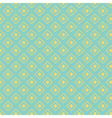 Seamless pattern with diamond shapes vector image