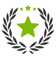 Proud icon from Competition  Success Bicolor Icon vector image