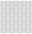 Seamless linear pattern with thin poly-lines on vector image