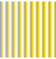 Seamless pattern with stripes in retro style vector image