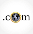 symbol of internet vector image