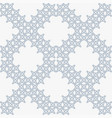 abstract seamless pattern - knitting design vector image