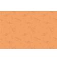 Jazz instruments seamless pattern Contour vector image