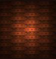 metallic background steampunk vector image