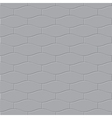 The gray paving stone seamless vector image