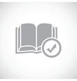 Chosen book vector image