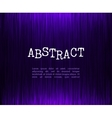Abstract gradient line background vector image