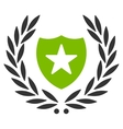 Shield icon from Competition  Success Bicolor vector image