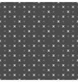 Star and polka dot geometric seamless pattern 52 vector image