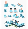 Manufactory vector image