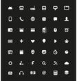 black vector image