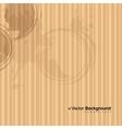 spots of a cup of tea vector image vector image