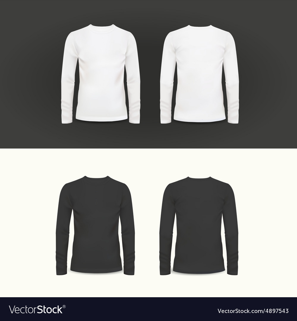 Tshirt polo shirt and sweatshirt design vector