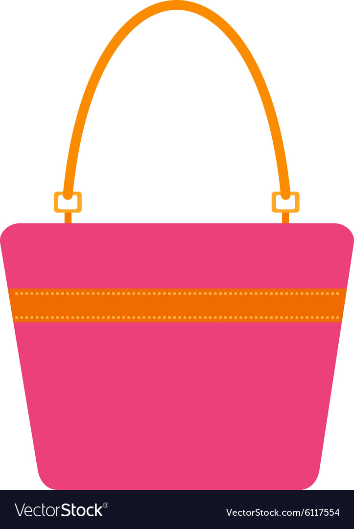 Purse wallet vector