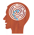 Smart wooden Solutions vector image