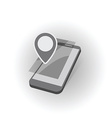 mobile device search geo vector image