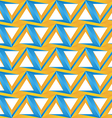 abstract triangle texture vector image