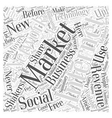 The Shakers and Movers of Internet Marketing for vector image