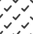 OK seamless pattern vector image