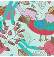 garden background texture vector image