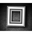 Picture Frame Wallpaper Background vector image vector image