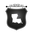 Louisiana vector image