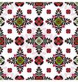 decorative motley pattern vector image vector image