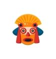 Traditional Mayan Mask vector image
