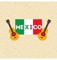 mexican culture icon design vector image