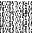 Seamless thread pattern vector image vector image