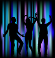modern party vector image