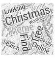 Christmas Tree Themes Are They Really Worth It vector image