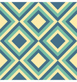 Geometrical pattern in green vector image vector image