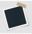 square image place concept single isolated object vector image