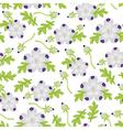 nemofila pattern vector image