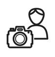 Photographer II vector image