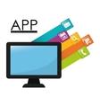 App design vector image