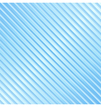 Blue Striped Background vector image