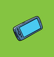 smartphone phone isolate gadgets and electronics vector image