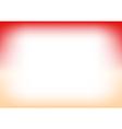Beige Red Copyspace Background vector image