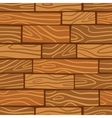 Wooden texture background seamless pattern vector image vector image