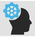 Head Gear Icon vector image